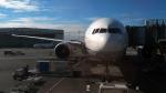 Co-pilootjeさんが、シアトル タコマ国際空港で撮影した全日空 777-381/ERの航空フォト(写真)