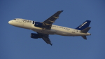 誘喜さんが、ドバイ国際空港で撮影したエア・ブルー A320-214の航空フォト(写真)