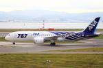 T.Sazenさんが、関西国際空港で撮影した全日空 787-8 Dreamlinerの航空フォト(飛行機 写真・画像)