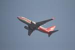 Jackyさんが、上海虹橋国際空港で撮影した上海航空 737-76Dの航空フォト(写真)