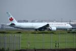 tsubasa0624さんが、羽田空港で撮影したエア・カナダ 777-333/ERの航空フォト(飛行機 写真・画像)