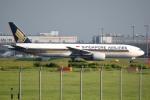 tsubasa0624さんが、羽田空港で撮影したシンガポール航空 777-212/ERの航空フォト(飛行機 写真・画像)