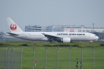 tsubasa0624さんが、羽田空港で撮影した日本航空 777-246/ERの航空フォト(写真)