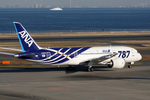 Kinyaさんが、羽田空港で撮影した全日空 787-8 Dreamlinerの航空フォト(写真)