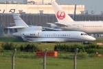 tsubasa0624さんが、羽田空港で撮影したアメリカ企業所有 Falcon 900EXの航空フォト(写真)