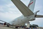 パンダさんが、三沢飛行場で撮影したアメリカ海軍 P-8A (737-8FV)の航空フォト(写真)