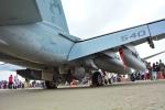 パンダさんが、三沢飛行場で撮影したアメリカ海軍 EA-18G Growlerの航空フォト(写真)