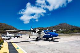 m-takagiさんが、グスタフ3世飛行場で撮影したウィンエア DHC-6-300 Twin Otterの航空フォト(飛行機 写真・画像)