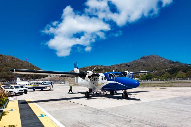 グスタフ3世飛行場 - Gustaf III Airport [SBH/TFFJ]で撮影されたグスタフ3世飛行場 - Gustaf III Airport [SBH/TFFJ]の航空機写真(フォト・画像)