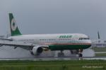 よっさん1102さんが、仙台空港で撮影したエバー航空 A321-211の航空フォト(写真)