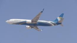 航空フォト:A4O-BI オマーン航空 737-900