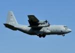 じーく。さんが、厚木飛行場で撮影したアメリカ海軍 C-130T Herculesの航空フォト(飛行機 写真・画像)