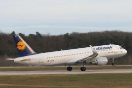 航空フォト:D-AIUD ルフトハンザドイツ航空 A320