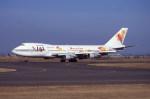 kumagorouさんが、仙台空港で撮影した日本航空 747-146の航空フォト(飛行機 写真・画像)