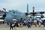 パンダさんが、三沢飛行場で撮影したアメリカ空軍 C-130 Herculesの航空フォト(飛行機 写真・画像)