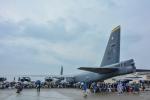 パンダさんが、三沢飛行場で撮影したアメリカ空軍 B-52H-BW Stratofortressの航空フォト(飛行機 写真・画像)