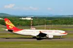 Dojalanaさんが、新千歳空港で撮影した香港航空 A330-223の航空フォト(飛行機 写真・画像)