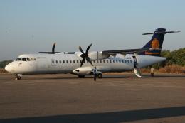 kinsanさんが、ニャウンウー空港で撮影したミャンマー・エアウェイズ ATR-72-212の航空フォト(飛行機 写真・画像)