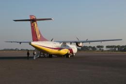 kinsanさんが、ニャウンウー空港で撮影したマンダレー航空 ATR-72-212の航空フォト(飛行機 写真・画像)