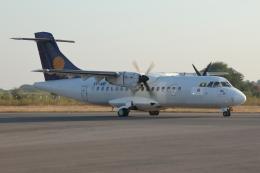 kinsanさんが、ニャウンウー空港で撮影したミャンマー・エアウェイズ ATR-42-320の航空フォト(飛行機 写真・画像)