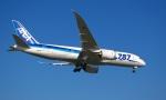 marupeyさんが、福岡空港で撮影した全日空 787-8 Dreamlinerの航空フォト(飛行機 写真・画像)