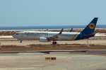 hamapiさんが、ラルナカ国際空港で撮影したウクライナ国際航空 737-84Rの航空フォト(飛行機 写真・画像)