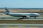 hamapiさんが、ラルナカ国際空港で撮影したエーゲ航空 A320-232の航空フォト(飛行機 写真・画像)