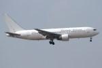 みなみ まどかさんが、香港国際空港で撮影したダイナミック・エアウェイズ 767-233の航空フォト(写真)