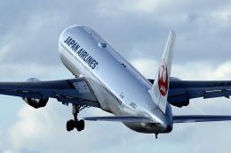 yuu@HKD/RJCHさんが、函館空港で撮影した日本航空 767-346/ERの航空フォト(飛行機 写真・画像)