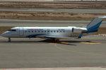 hamapiさんが、ラルナカ国際空港で撮影したヤマル・エアラインズ CL-600-2B19 Regional Jet CRJ-200LRの航空フォト(飛行機 写真・画像)