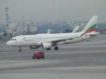 TUILANYAKSUさんが、ソフィア国際空港で撮影したブルガリア航空 A320-214の航空フォト(飛行機 写真・画像)