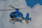パンダさんが、秋田空港で撮影した東北エアサービス EC135P2+の航空フォト(飛行機 写真・画像)