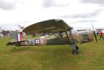りんたろうさんが、コスフォード空軍基地で撮影したイギリス空軍 AOP.6の航空フォト(写真)
