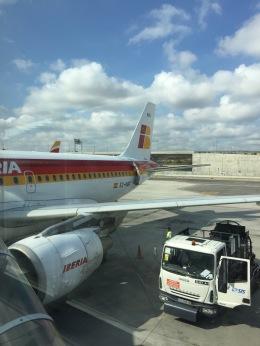 mune22さんが、バレンシア空港で撮影したイベリア航空 A319-111の航空フォト(飛行機 写真・画像)