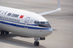 Airfly-Superexpressさんが、広島空港で撮影した中国国際航空 737-89Lの航空フォト(写真)