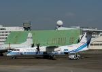 じーく。さんが、羽田空港で撮影した海上保安庁 DHC-8-315 Dash 8の航空フォト(飛行機 写真・画像)
