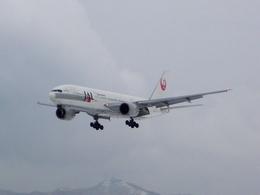 masyu1011さんが、函館空港で撮影した日本航空 777-246の航空フォト(飛行機 写真・画像)