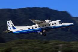 アミーゴさんが、新島空港で撮影した新中央航空 Do 228-212 NGの航空フォト(飛行機 写真・画像)