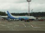 TUILANYAKSUさんが、ドモジェドヴォ空港で撮影したタジキスタン航空 737-3L9の航空フォト(写真)