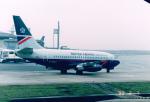 JA8037さんが、パリ シャルル・ド・ゴール国際空港で撮影したブリティッシュ・エアウェイズ 737-236/Advの航空フォト(写真)