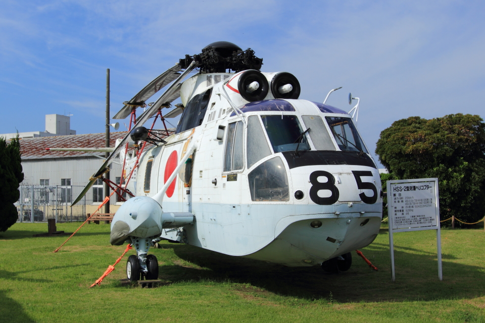 たまさんの海上自衛隊 Mitsubishi S-61 (8085) 航空フォト