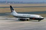 Gambardierさんが、デュッセルドルフ国際空港で撮影したブリティッシュ・エアウェイズ 737-236/Advの航空フォト(写真)