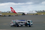 T.Sazenさんが、ダニエル・K・イノウエ国際空港で撮影したカンタス航空 A330-203の航空フォト(飛行機 写真・画像)