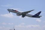 関空と同い年さんが、関西国際空港で撮影したフェデックス・エクスプレス 777-FS2の航空フォト(写真)