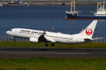 りんたろうさんが、羽田空港で撮影した日本航空 737-846の航空フォト(写真)