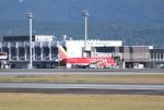 mojioさんが、熊本空港で撮影したフジドリームエアラインズ ERJ-170-100 (ERJ-170STD)の航空フォト(飛行機 写真・画像)