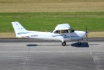 mojioさんが、熊本空港で撮影した崇城大学 172S Skyhawk SPの航空フォト(飛行機 写真・画像)