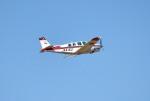 mojioさんが、熊本空港で撮影した航空大学校 A36 Bonanza 36の航空フォト(飛行機 写真・画像)