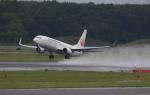 Koenig117さんが、新千歳空港で撮影したJALエクスプレス 737-846の航空フォト(写真)
