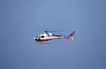 もぐ3さんが、新潟空港で撮影した四国航空 AS350B3 Ecureuilの航空フォト(飛行機 写真・画像)